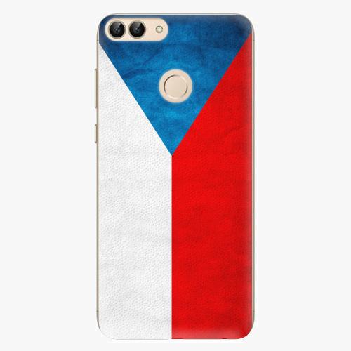 Plastový kryt iSaprio - Czech Flag - Huawei P Smart