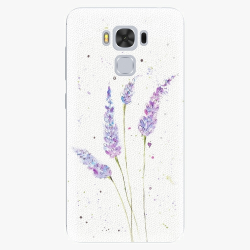 Plastový kryt iSaprio - Lavender - Asus ZenFone 3 Max ZC553KL
