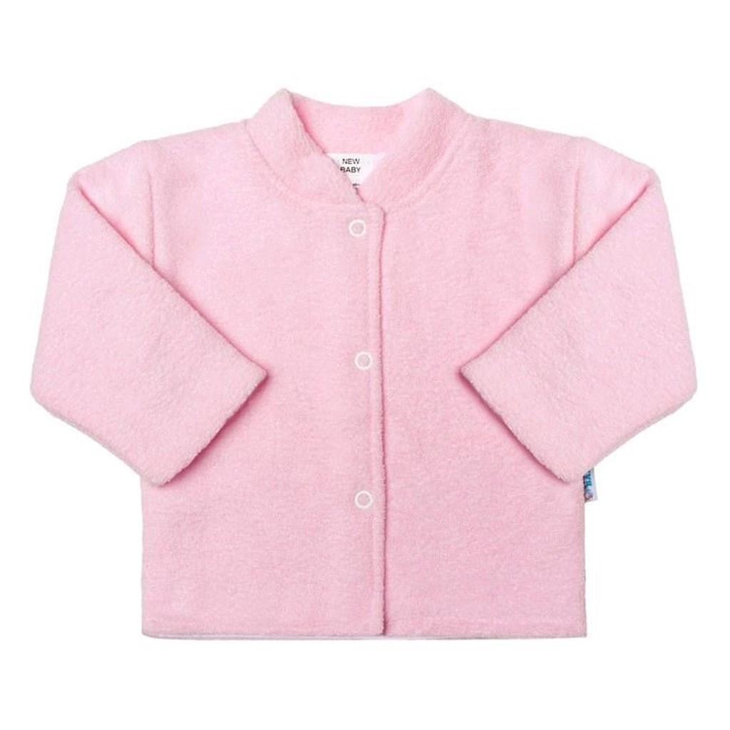 Kojenecký froté kabátek New Baby