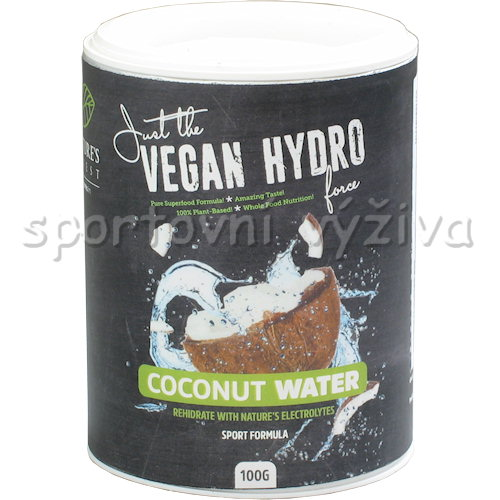 Coconut Water 100g - Vegan Hydro