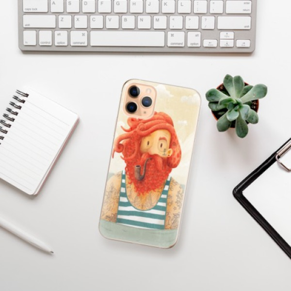 Odolné silikonové pouzdro iSaprio - Sailor - iPhone 11 Pro Max