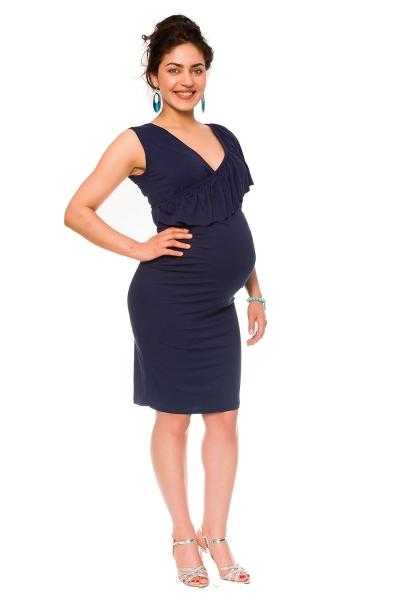 Letní těhotenské a kojící šaty Darla