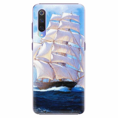 Plastový kryt iSaprio - Sailing Boat - Xiaomi Mi 9