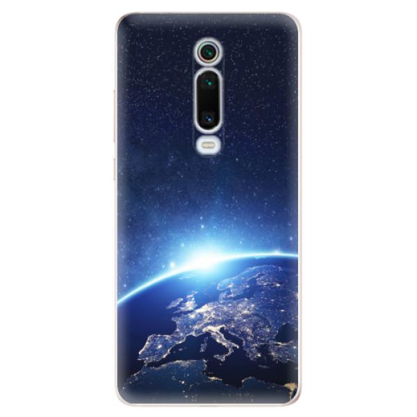 Odolné silikonové pouzdro iSaprio - Earth at Night - Xiaomi Mi 9T Pro
