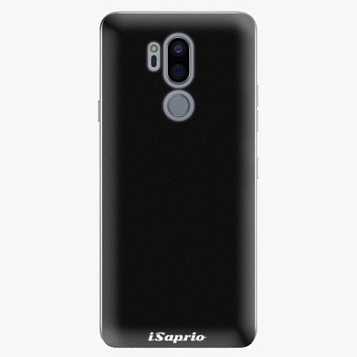 Plastový kryt iSaprio - 4Pure - černý - LG G7