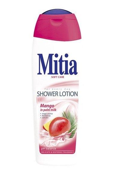 Soft Care Mango in palm milk sprchové mléko 400 ml