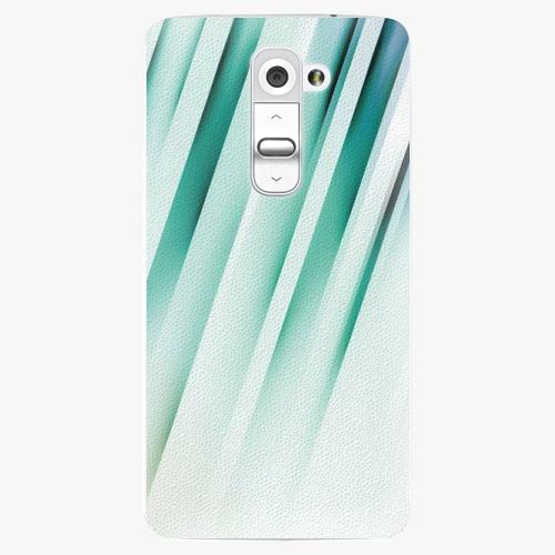 Plastový kryt iSaprio - Stripes of Glass - LG G2 (D802B)