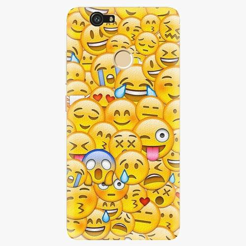 Plastový kryt iSaprio - Emoji - Huawei Nova
