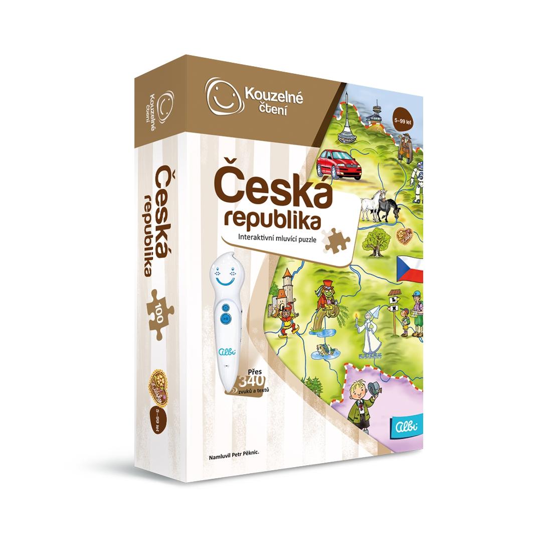 ALBI Puzzle Česká republika
