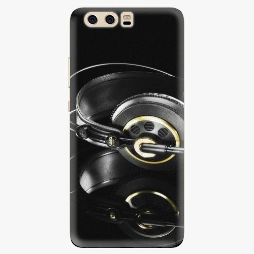 Plastový kryt iSaprio - Headphones 02 - Huawei P10