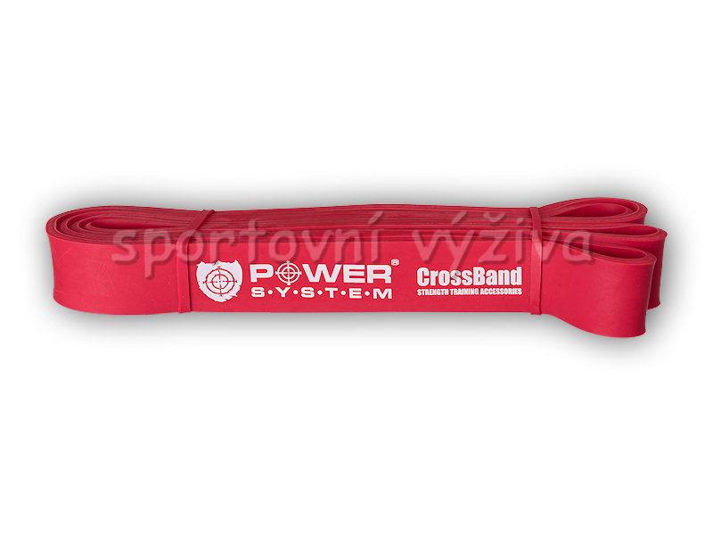 posilovaci-guma-cross-band-3-red