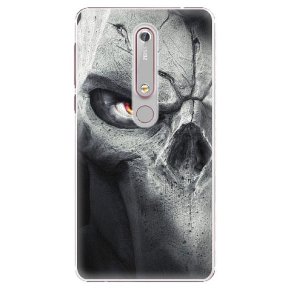 Plastové pouzdro iSaprio - Horror - Nokia 6.1
