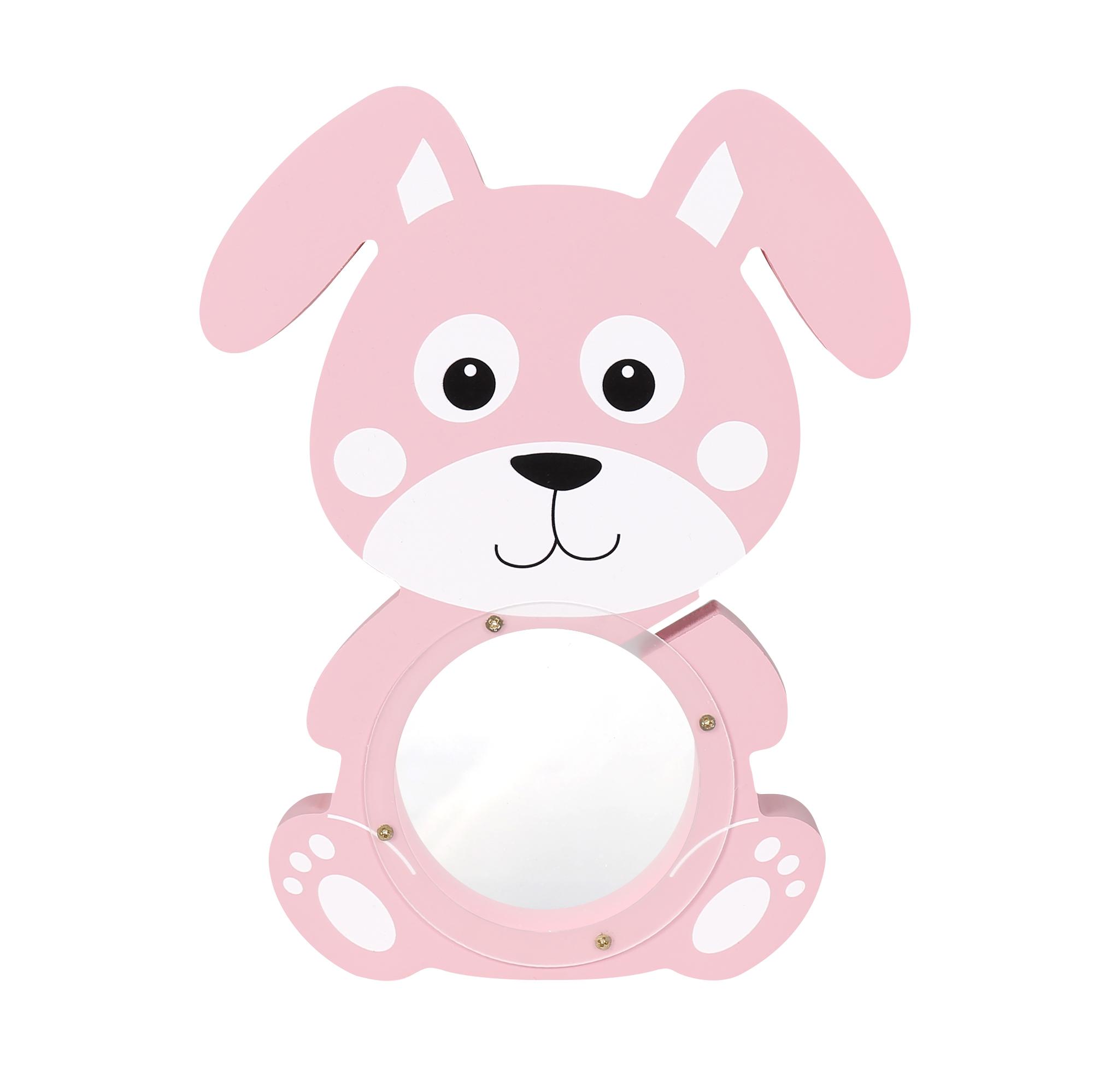 Pokladnička - Růžový králík