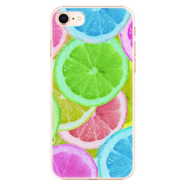 Plastové pouzdro iSaprio - Lemon 02 - iPhone 8