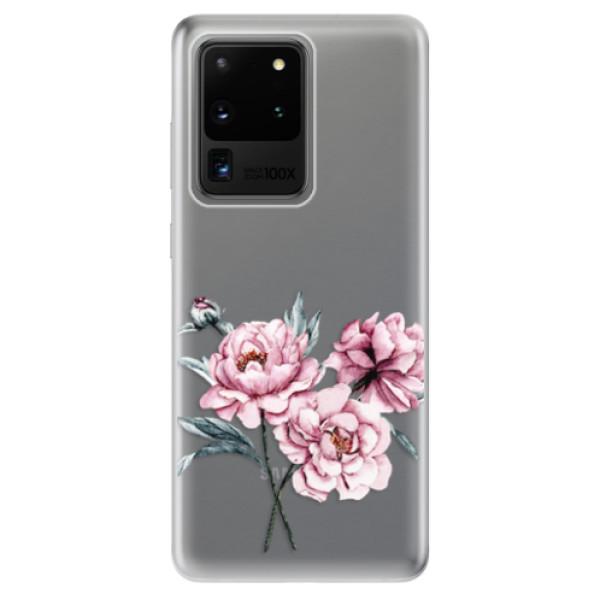 Odolné silikonové pouzdro iSaprio - Poeny - Samsung Galaxy S20 Ultra