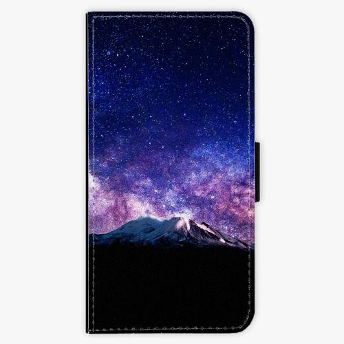 Flipové pouzdro iSaprio - Milky Way - iPhone XR