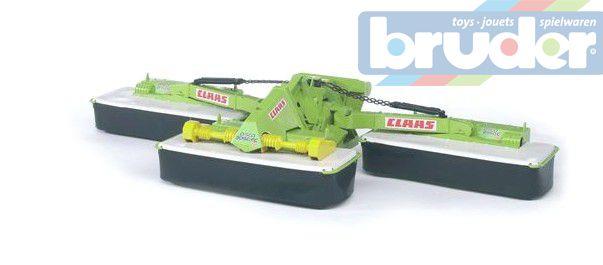 BRUDER 02218 (2218) Žací lišta CLAAS - trojdílná