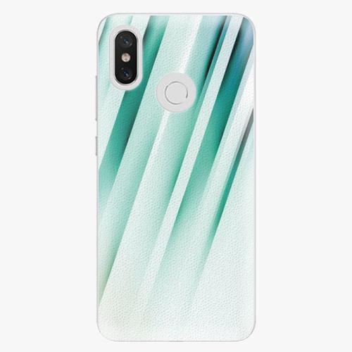 Plastový kryt iSaprio - Stripes of Glass - Xiaomi Mi 8