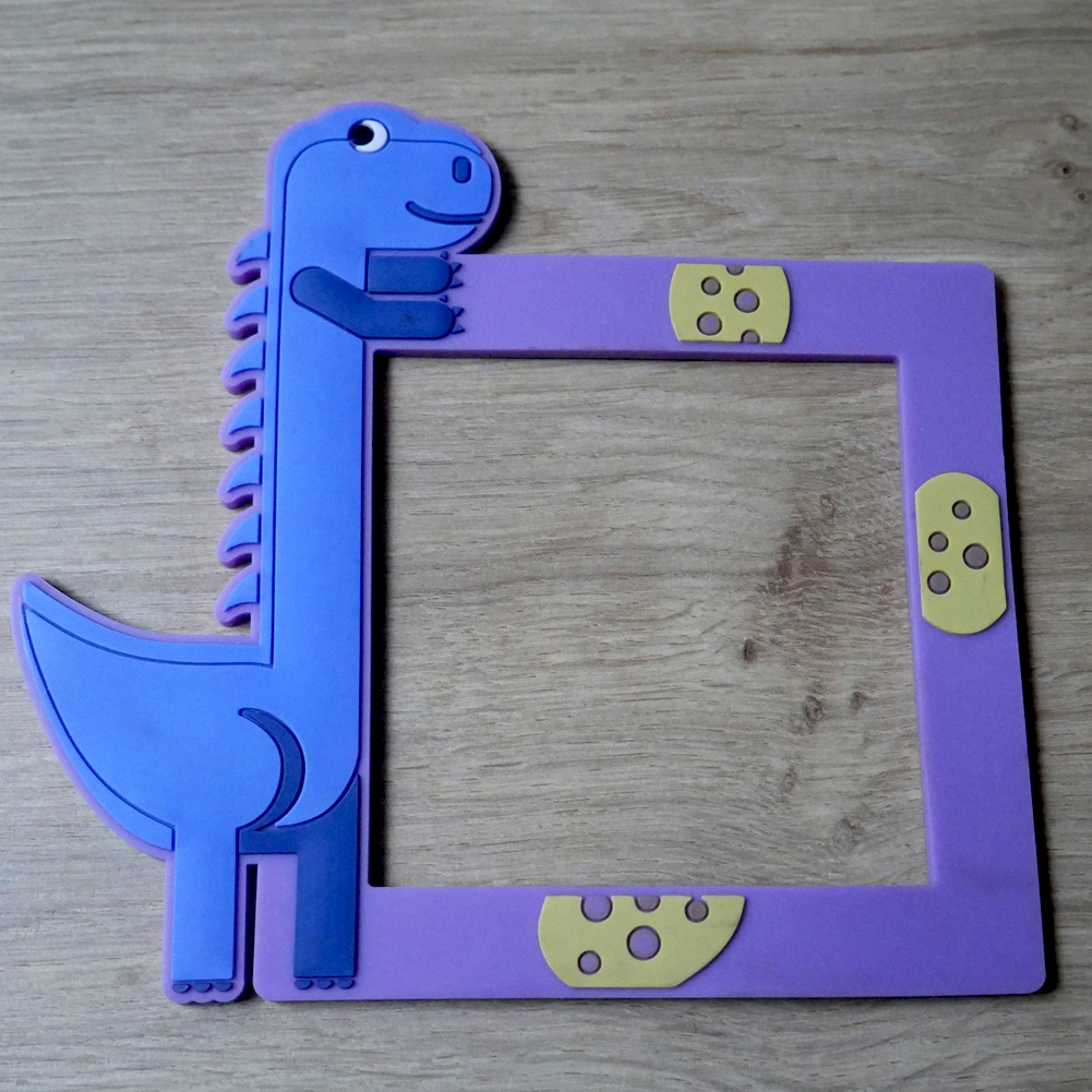 Dekorace na vypínač - dinosaur