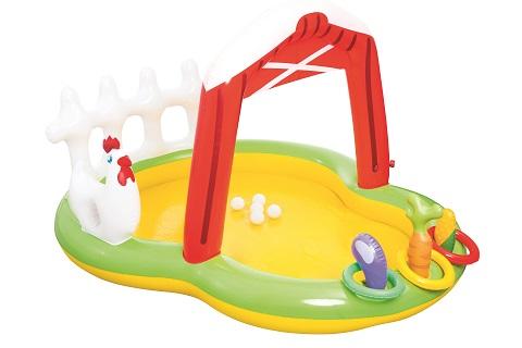 Nafukovací bazénové centrum Farma