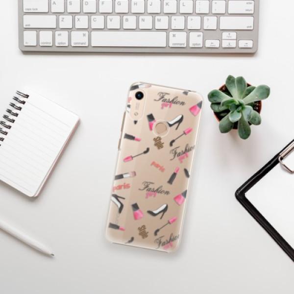 Plastové pouzdro iSaprio - Fashion pattern 01 - Huawei Honor 8A