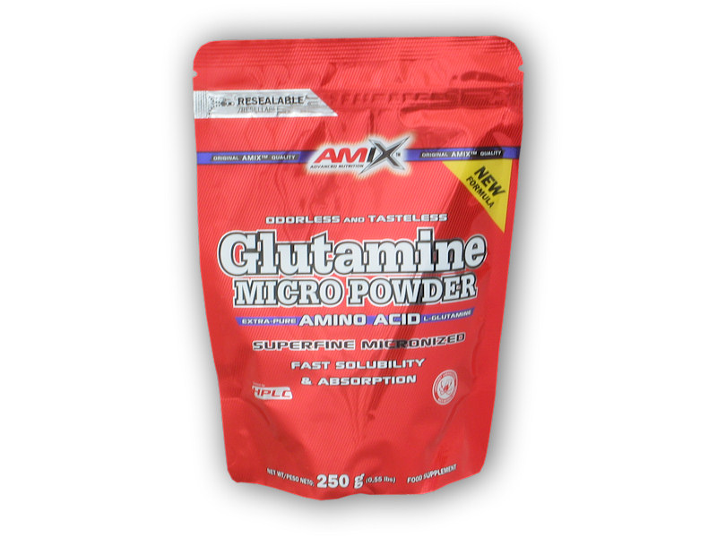 L-Glutamine 250g sáček
