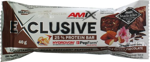 Exclusive Protein Bar - 40g-peanut-butter-cake