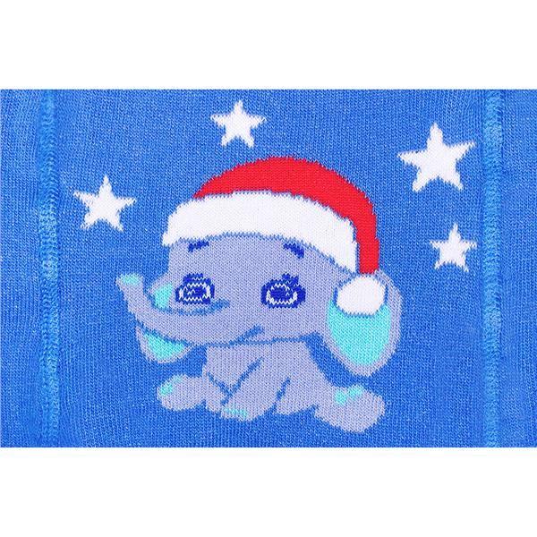 Vánoční bavlněné punčocháčky New Baby