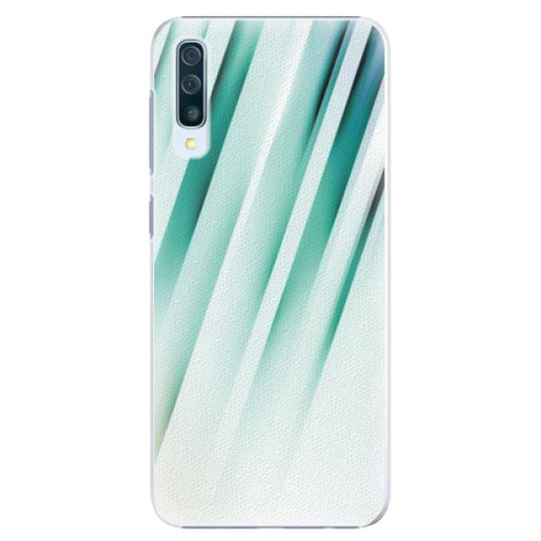 Plastové pouzdro iSaprio - Stripes of Glass - Samsung Galaxy A50