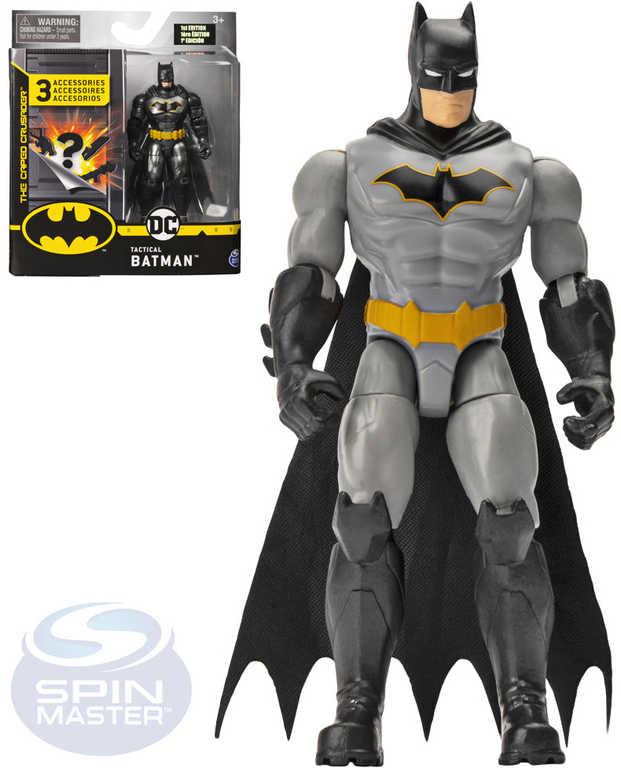 SPIN MASTER Batman figurka akční hrdina 10cm set s doplňky s překvapením plast