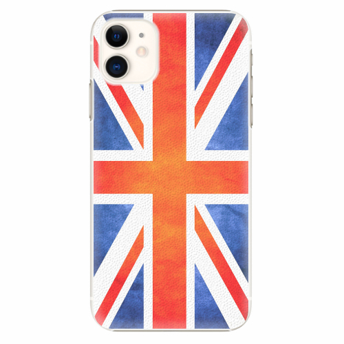 Plastový kryt iSaprio - UK Flag - iPhone 11