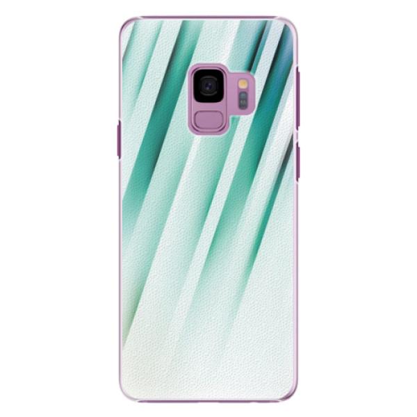 Plastové pouzdro iSaprio - Stripes of Glass - Samsung Galaxy S9
