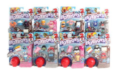 Transformers BotBots 5 figurek