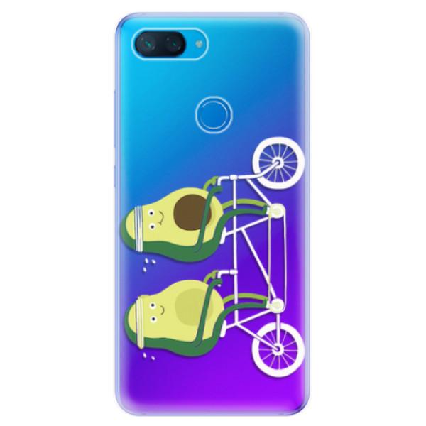 Odolné silikonové pouzdro iSaprio - Avocado - Xiaomi Mi 8 Lite
