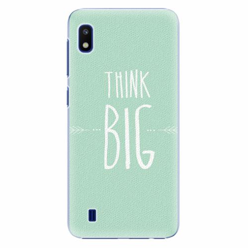 Plastový kryt iSaprio - Think Big - Samsung Galaxy A10