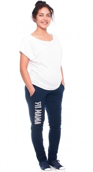 Těhotenské tepláky/kalhoty Fit Mama
