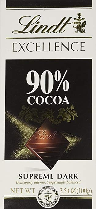 Lindt Excellence 90% 100 g