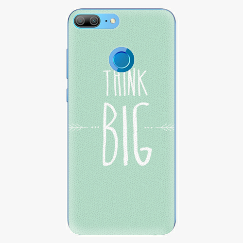Plastový kryt iSaprio - Think Big - Huawei Honor 9 Lite