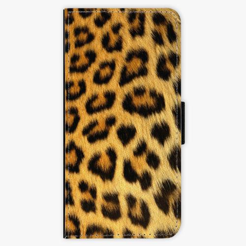 Flipové pouzdro iSaprio - Jaguar Skin - Samsung Galaxy A3 2017