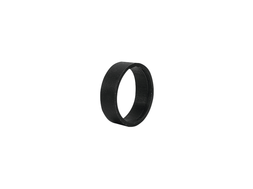 Hicon HI-XC marking ring for Hicon XLR straight black