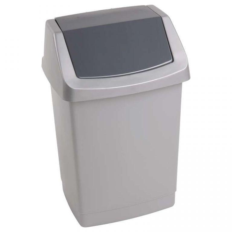 Koš odpadkový CLICK 1,5l - luna CURVER