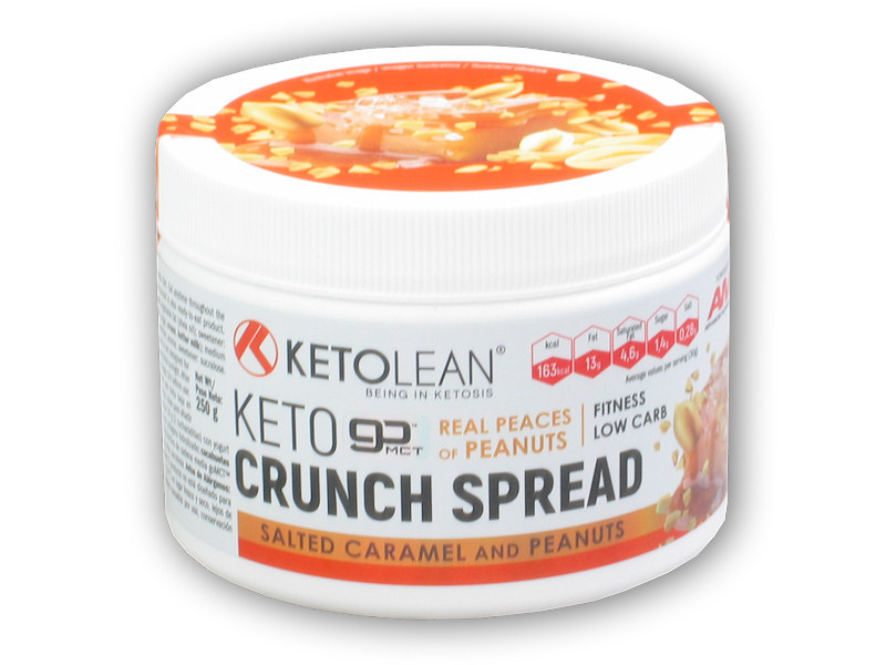 Keto Crunch Spread 250g-salted-caramel-and-peanuts