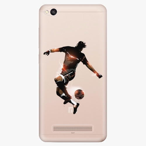 Plastový kryt iSaprio - Fotball 01 - Xiaomi Redmi 4A