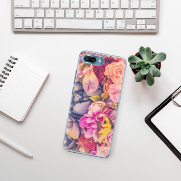 Plastové pouzdro iSaprio - Beauty Flowers - Huawei Honor 10