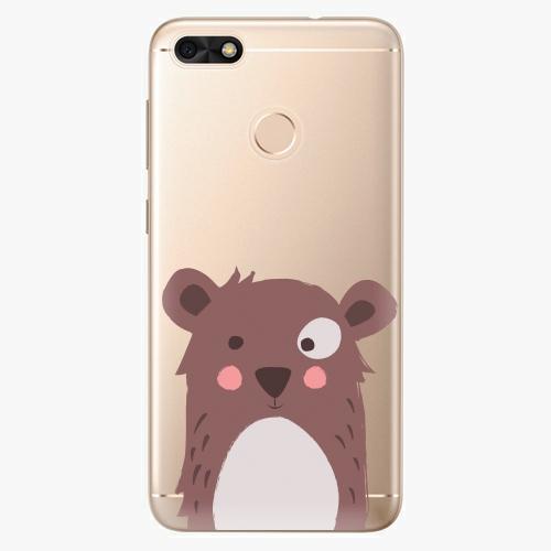 Plastový kryt iSaprio - Brown Bear - Huawei P9 Lite Mini
