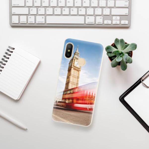 Odolné silikonové pouzdro iSaprio - London 01 - Xiaomi Mi A2 Lite