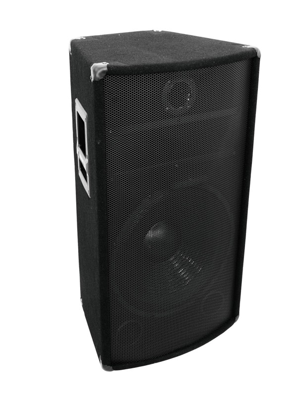 Omnitronic TX-1520, reprobox 350W