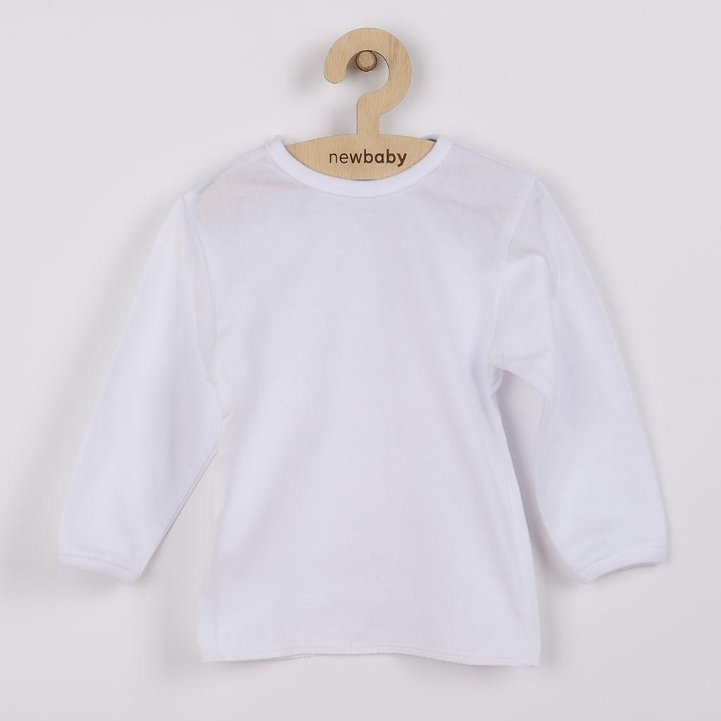 Kojenecká košilka New Baby - bílá/68 (4-6m)