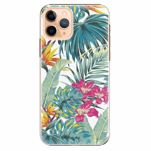 Plastový kryt iSaprio - Tropical White 03 - iPhone 11 Pro