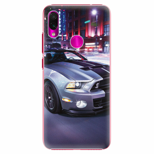 Plastový kryt iSaprio - Mustang - Xiaomi Redmi Note 7